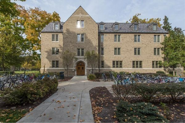 Farley Hall Residential Life University Of Notre Dame