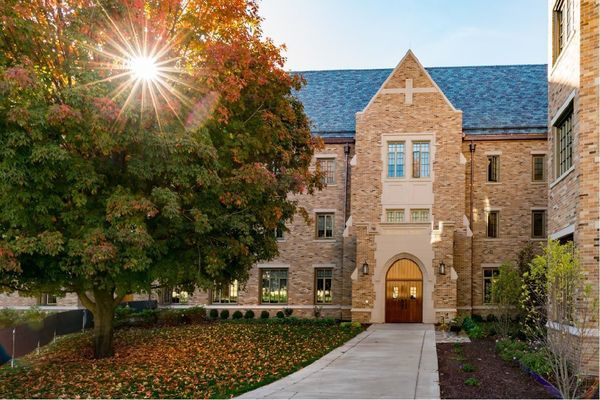Flaherty Hall Residential Life University Of Notre Dame