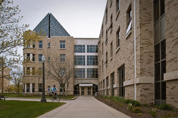 Top 10 Residences At The University Of Notre Dame Oneclass Blog