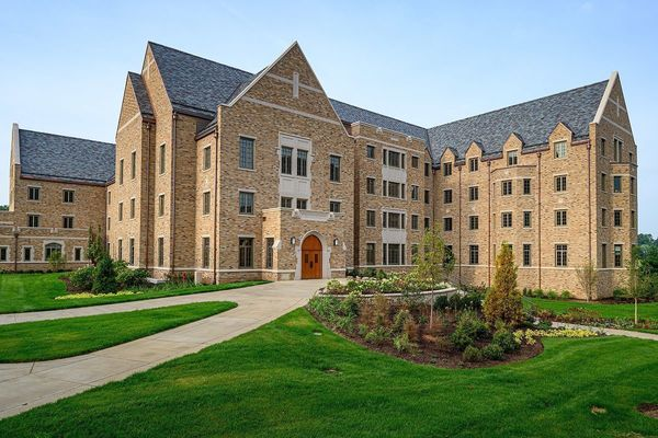 Baumer Hall Residential Life University Of Notre Dame